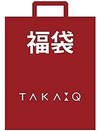 [タカキュー] 【福袋】 ビジネス5点セット 長袖 ワイシャツ レギュラーフィット3点 ネクタイ2点 メンズ