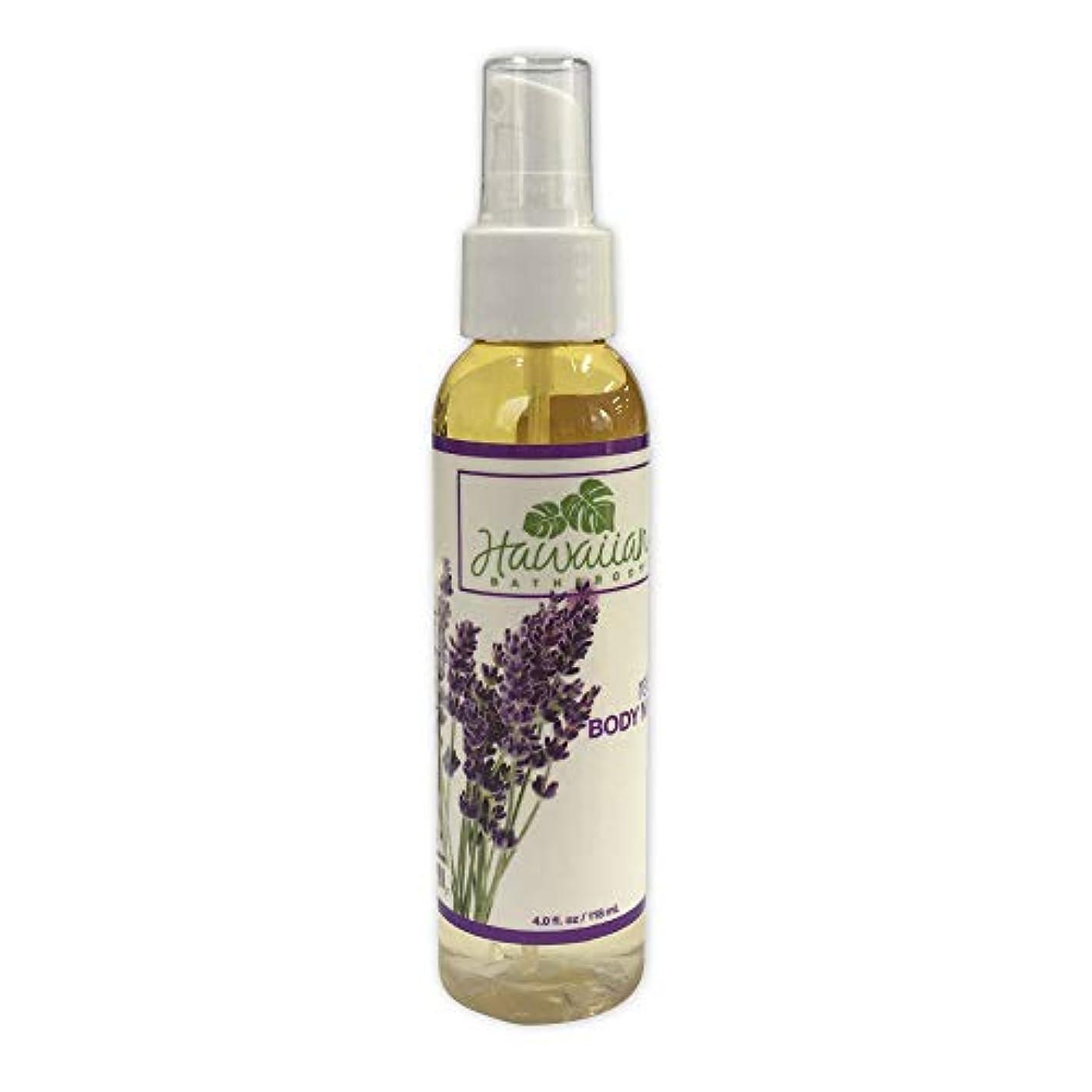 警戒アドバイスカーペットハワイアンバス&ボディ リラックス・アロマセラピー・ボディミスト118ml (Relax Aromatherapy Mist)