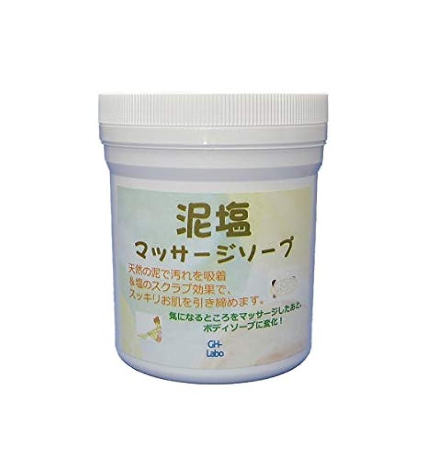 アーティファクトモディッシュ実質的泥 ソルト スクラブ 塩 ボディ マッサージ ソープ 600g