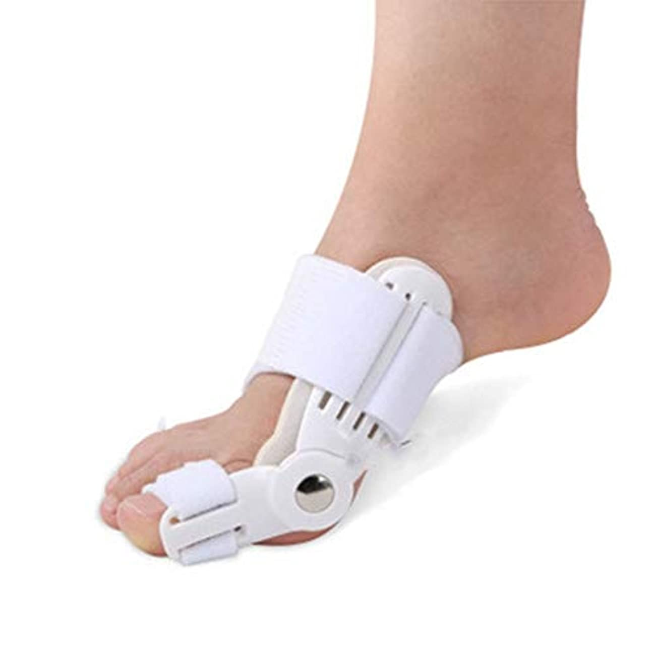 腱膜瘤矯正と腱膜瘤救済、女性と男性のための整形外科の足の親指矯正、昼夜のサポート、外反母Valの治療と予防