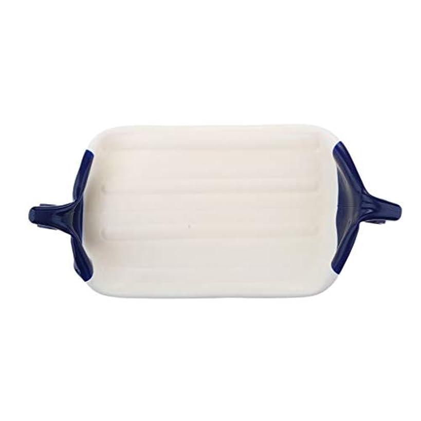 誇り予防接種する現代のP Prettyia ボートフェンダー ドックシールド 保護  PVC製 インフレータ UV耐性 全5サイズホワイト