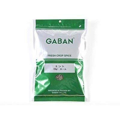 GABAN(ギャバン) ミント 50g