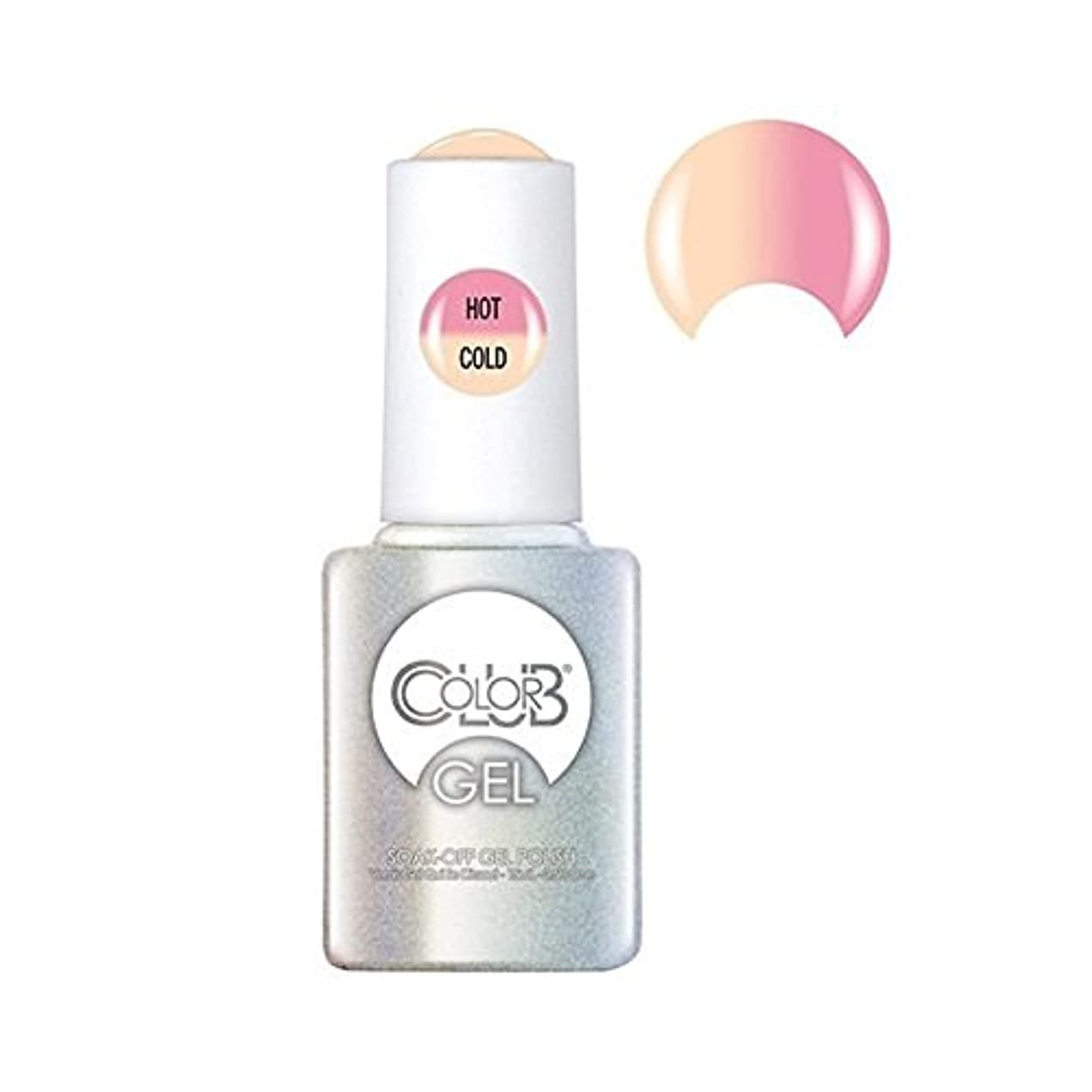 習慣要塞みなさんColor Club Gel Polish - Old Soul - 0.5oz / 15ml