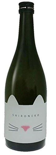 近江ねこ正宗 純米吟醸酒 SHIRONEKO 720ml