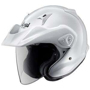 アライ(ARAI) ジェットヘルメット CT-Z グラスホワイト M 57-58cm