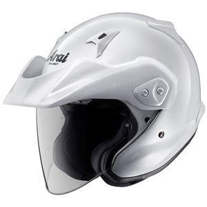 アライ(ARAI) ジェットヘルメット CT-Z グラスホワイト XL 61-62cm 生活用品 インテリア 雑貨 バイク用品 ヘルメット [並行輸入品]