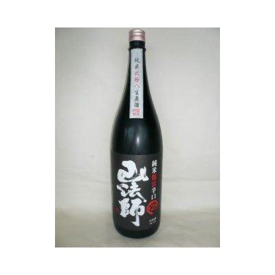 六歌仙酒造 山法師 純米爆雷辛口 弐拾八 生原酒 1800ml