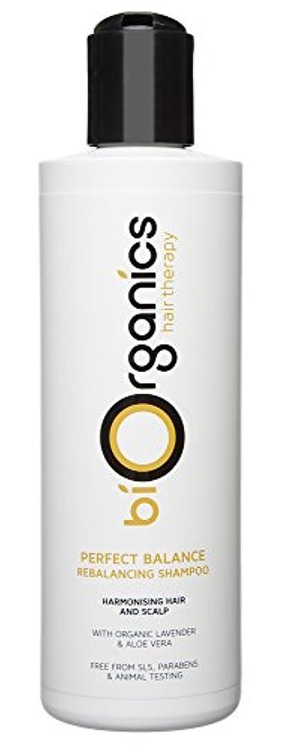 完璧な目覚める長々とBiorganics - Perfect Balance Hair & Scalp Rebalancing Shampoo 500ml