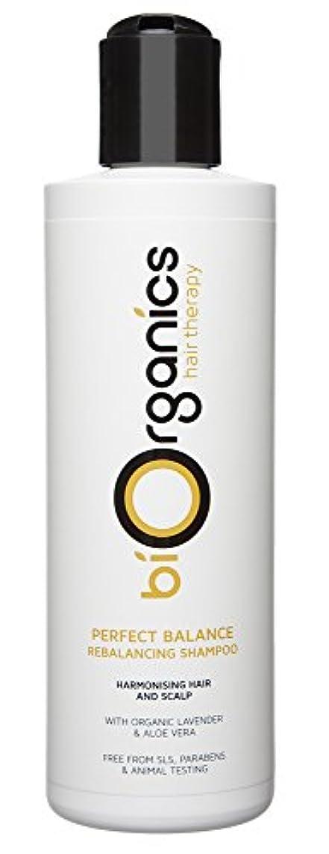 右騒テレビ局Biorganics - Perfect Balance Hair & Scalp Rebalancing Shampoo 250ml