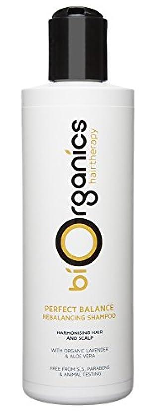ビット十分ではない増幅Biorganics - Perfect Balance Hair & Scalp Rebalancing Shampoo 500ml