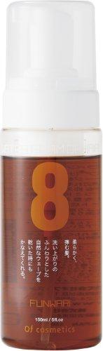 オブ・コスメティックス ウォーターフォームオブヘア・8 スタンダードサイズ(ラベンダーオレンジの香り)150ml