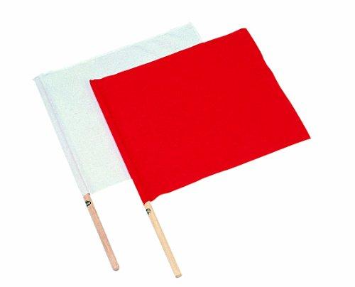 TOEI LIGHT(トーエイライト) 手旗(RW) 赤白 B3641