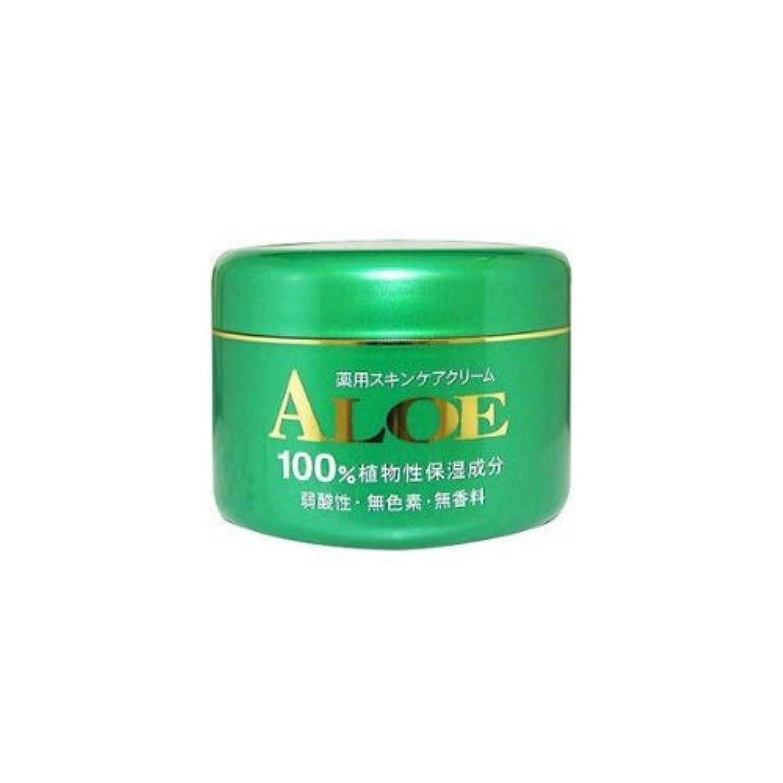 いとこ刻むもろいアロエ薬用スキンケアクリーム185g