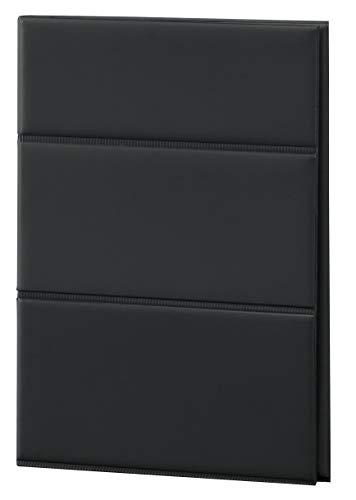 スタットダイアリー B6 マンスリー・ブロック RFD1924 B [ブラック]