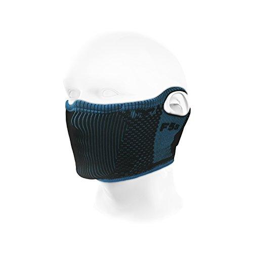 NAROO MASK F5s(ナルーマスク) 花粉対応スポーツ用フェイスマスク (ブルー)
