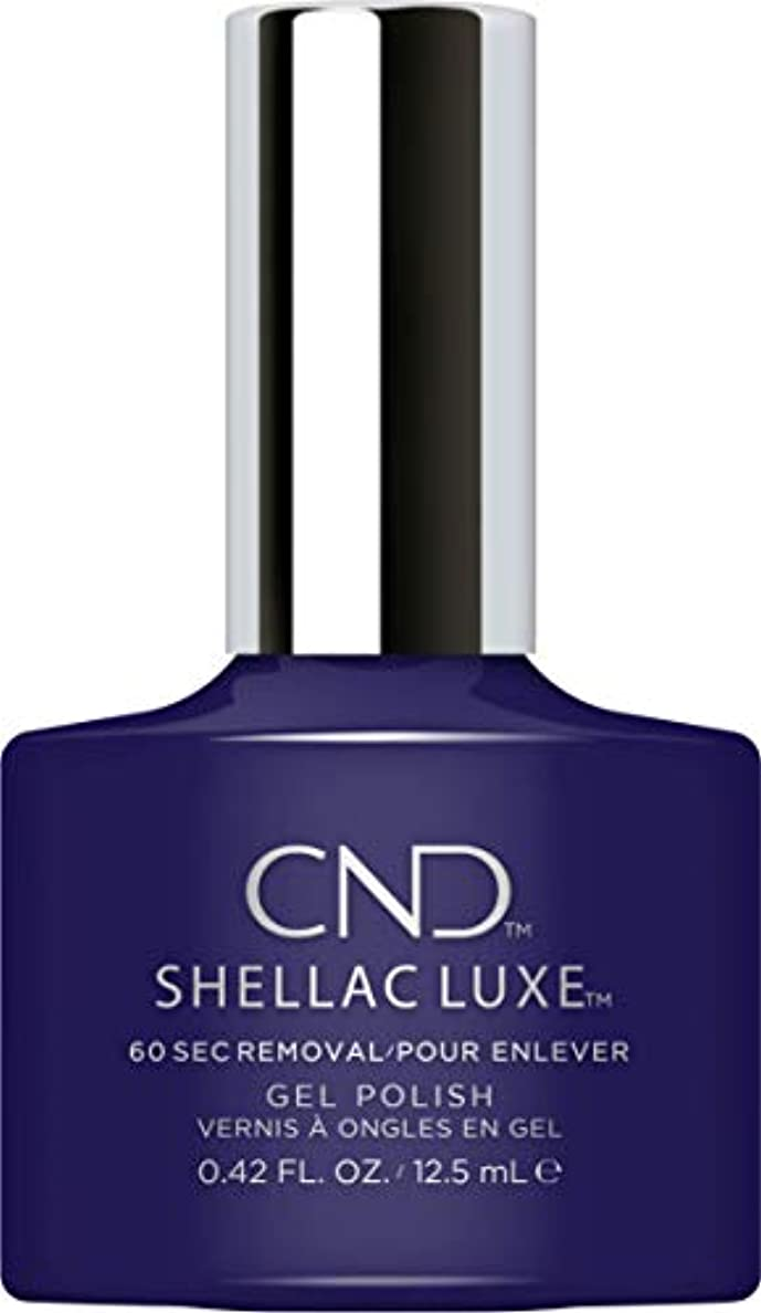 比喩エイズ毛細血管CND Shellac Luxe - Eternal Midnight - 12.5 ml / 0.42 oz