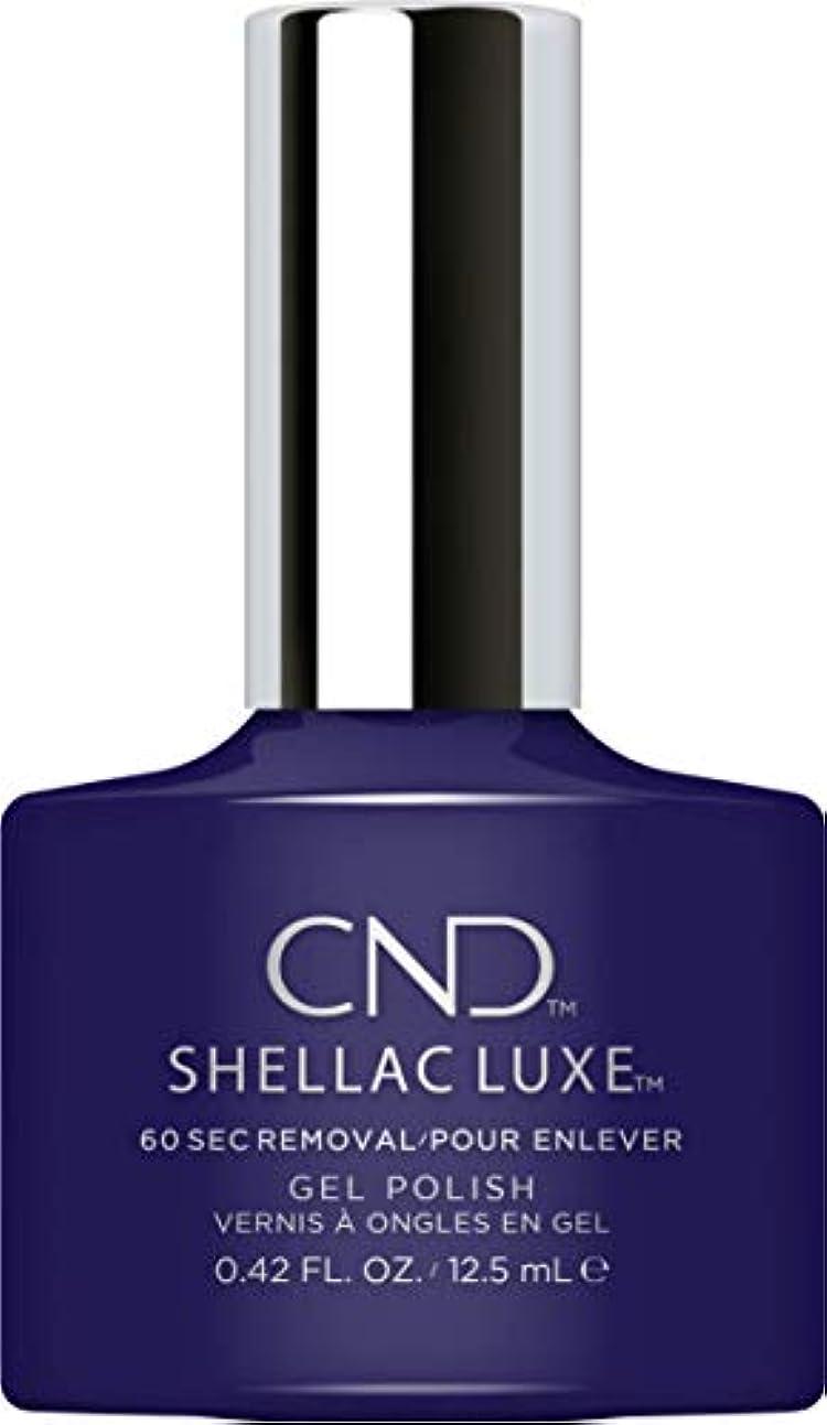 真実血まみれ醸造所CND Shellac Luxe - Eternal Midnight - 12.5 ml / 0.42 oz