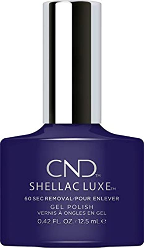 CND Shellac Luxe - Eternal Midnight - 12.5 ml / 0.42 oz
