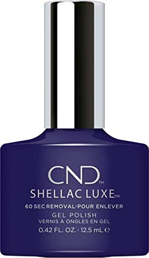 CND Shellac Luxe - Eternal Midnight - 12.5 ml / 0.42 oz