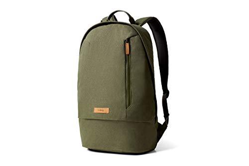 Bellroy Campus Backpack(16L、15インチのノートPC、着替え、財布、スマホ) - Olive