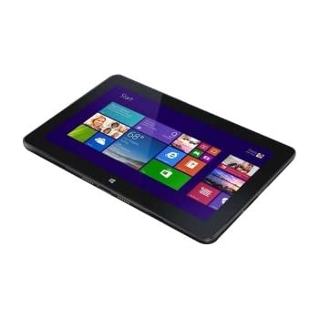 Dell Venue 11 Pro 4th Gen Core i5-4300Y, 8GB RAM, 256GB SSD 11-inch tablet PC, Windows 8.1 Professional(US Version imported by uShopMall U.S.A.)