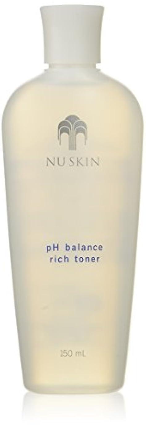 最小化する緩むペイントニュースキン pHバランスリッチトーナー 150ml 化粧水