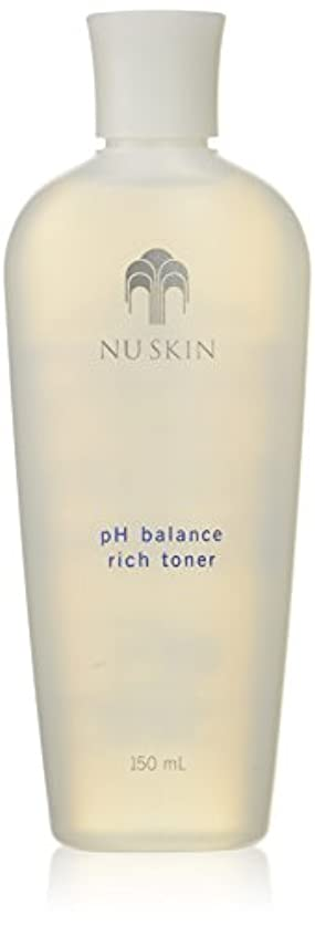 起こりやすい適用する薄めるニュースキン pHバランスリッチトーナー 150ml 化粧水