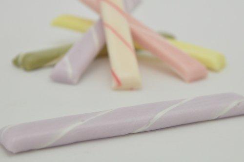 千歳飴 1800本 紫 グレープ 透明袋 個別包装 まとめ買い 七五三 京都