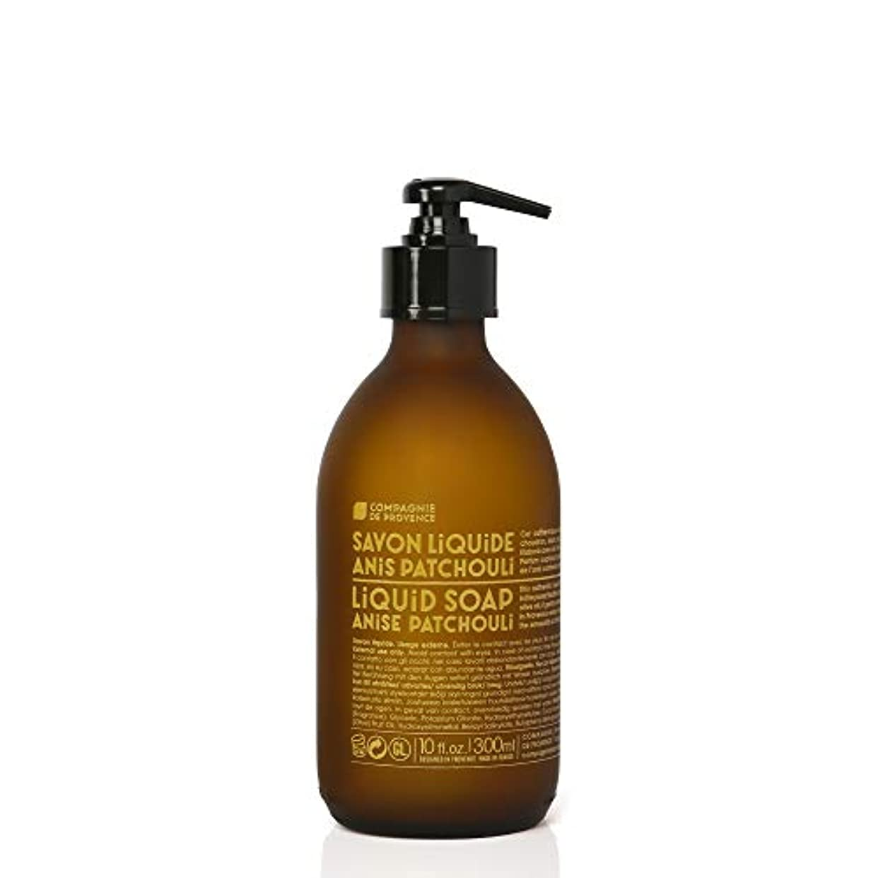 上下するフェンススイス人Compagnie de ProvenceマルセイユLiquid Soap Made in France 16.9 FL OZガラスボトル