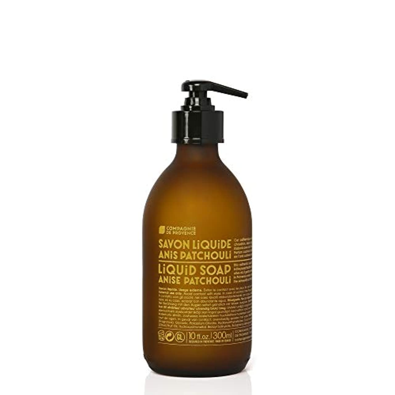 見せますタイヤ集計Compagnie de ProvenceマルセイユLiquid Soap Made in France 16.9 FL OZガラスボトル
