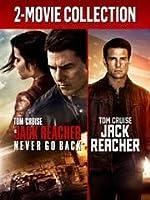 Jack Reacher 2-Movie Collection (Jack Reacher/Jack Reacher: Never Go Back) [並行輸入品]