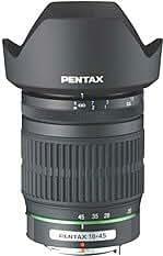 PENTAX 広角 レンズ DA16-45mm F4EDAL (IST D イスト ディー用) DA16-45F4