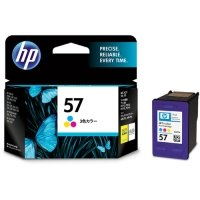 HP HP57 プリントカートリッジ カラー C6657AA#003 1個
