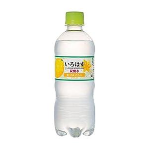 コカ・コーラ い・ろ・は・す 天然水 スパークリング れもん ペットボトル 515ml×24本
