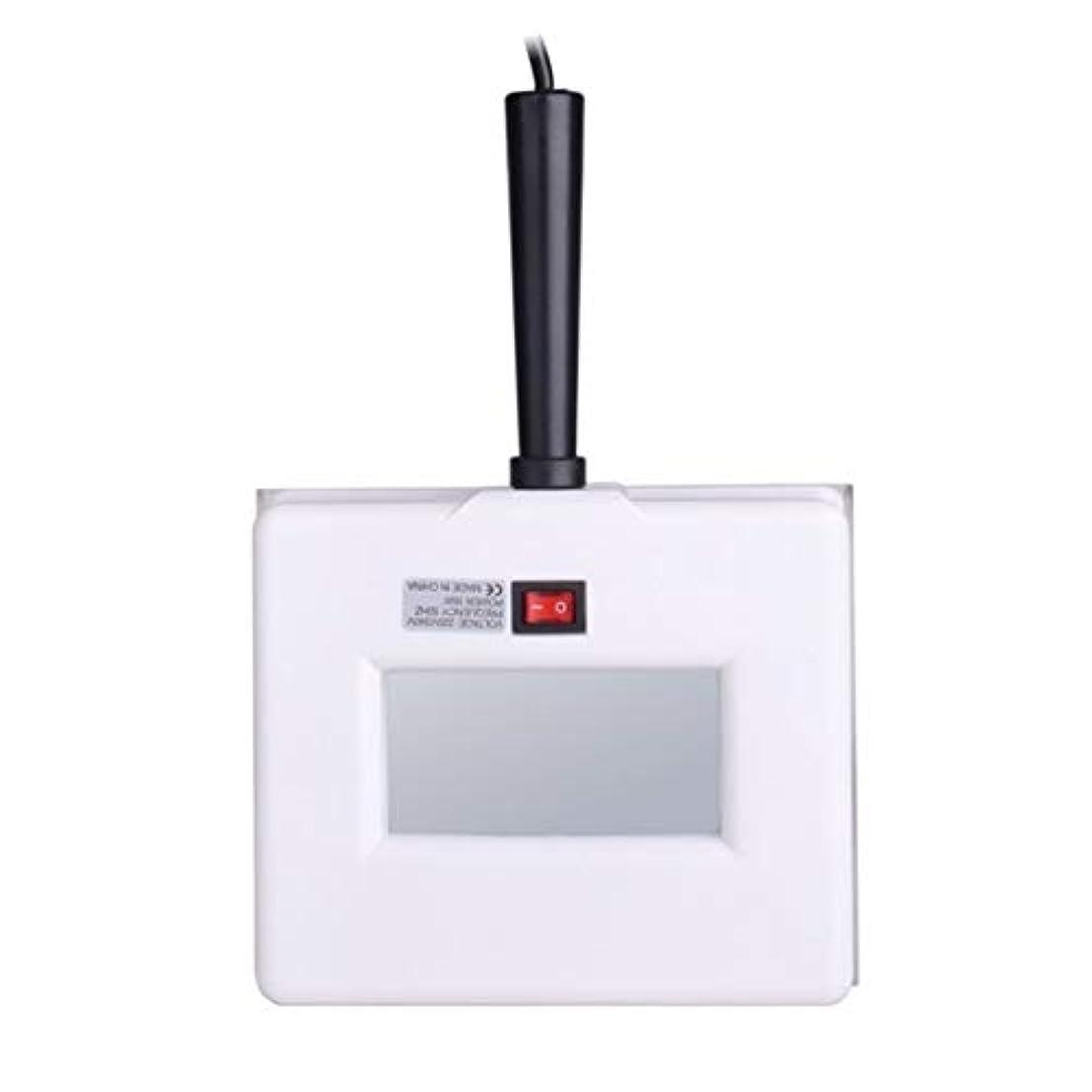 対立顔料うがい薬IntercoreyランプスキンケアUVスキンテストライトウッドランプスキンアナライザープロウッドランプUV拡大美容フェイシャルデバイス
