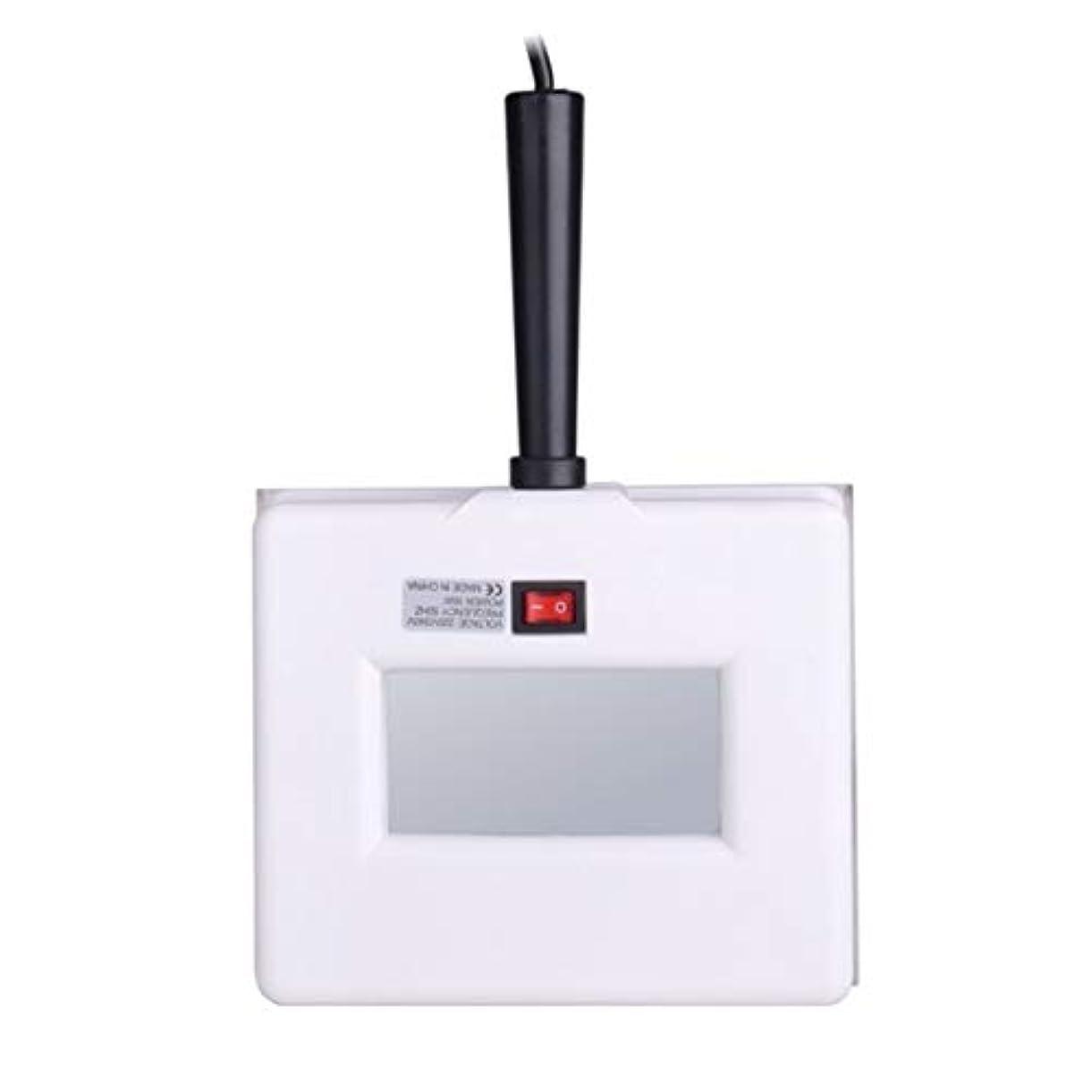 ベルト価値のないポップIntercoreyランプスキンケアUVスキンテストライトウッドランプスキンアナライザープロウッドランプUV拡大美容フェイシャルデバイス