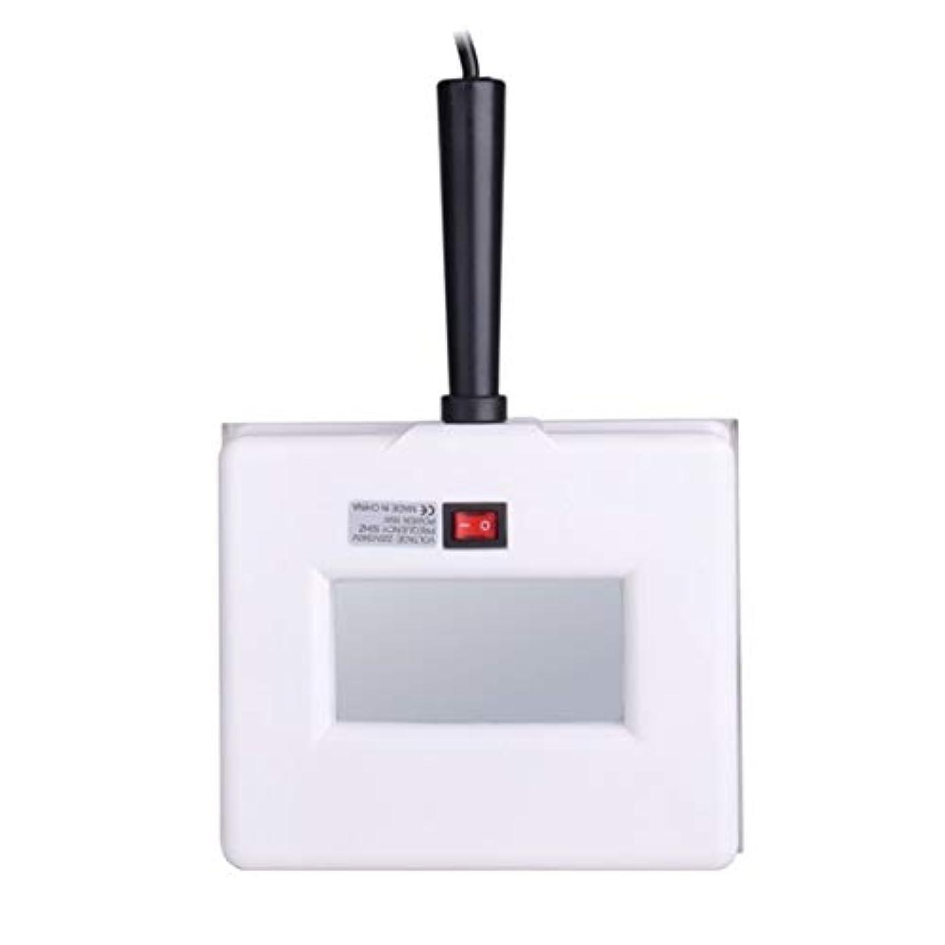 累計メタルラインヒロインIntercoreyランプスキンケアUVスキンテストライトウッドランプスキンアナライザープロウッドランプUV拡大美容フェイシャルデバイス