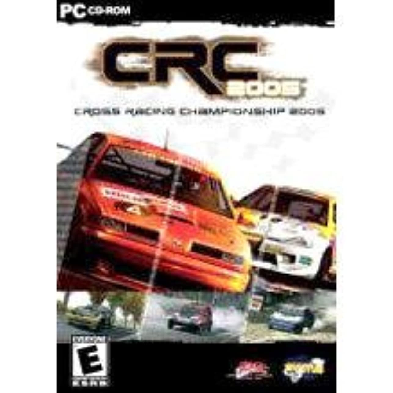 CRC 2005 Cross Racing Championship 2005 (輸入版)