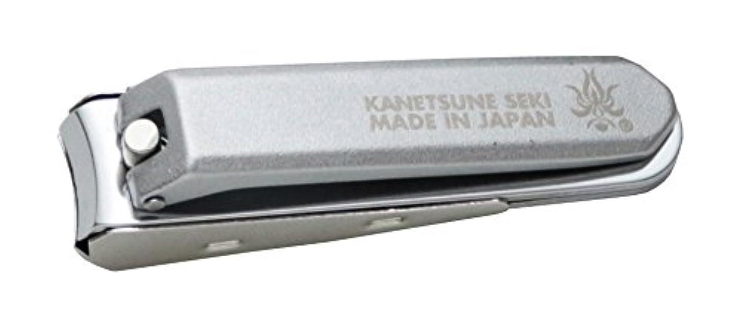 肘燃やすラメKD-051 関兼常 爪切 メタルクローム L