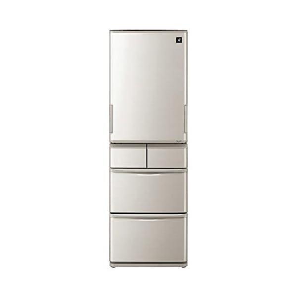 シャープ SHARP プラズマクラスター冷蔵庫 ...の商品画像