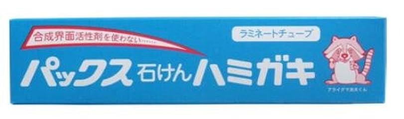 ヒゲマウント保護するパックス石けんハミガキ 140g ×2セット