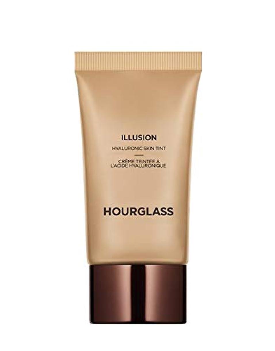 博物館パースブラックボロウ眉をひそめるHOURGLASS Illusion® Hyaluronic Skin Tint 1 oz/ 30 mL (Honey)