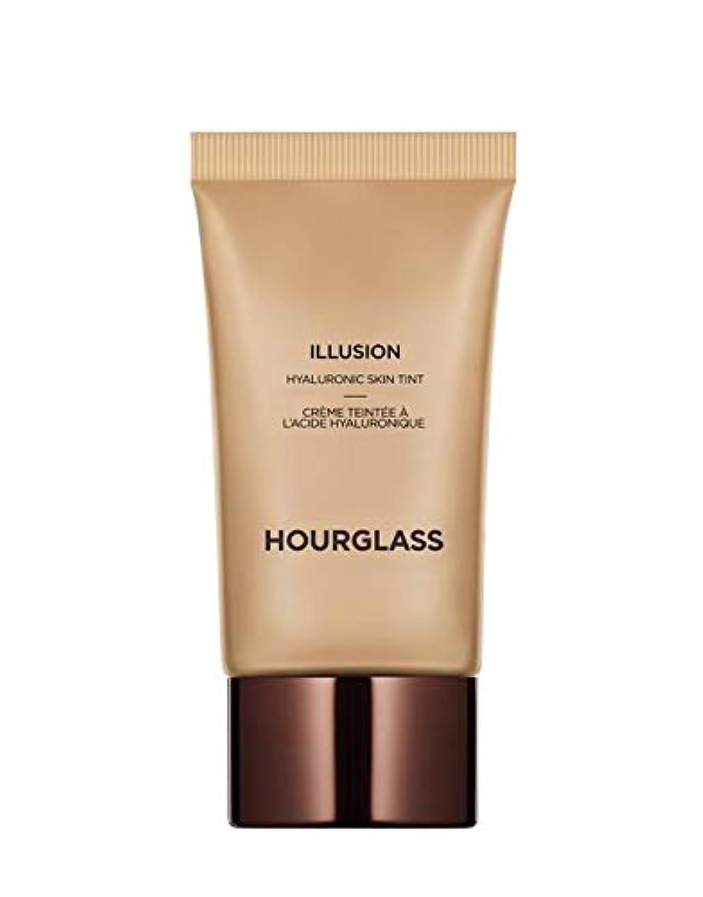 愚かな肯定的ひねりHOURGLASS Illusion® Hyaluronic Skin Tint 1 oz/ 30 mL (Warm Ivory)