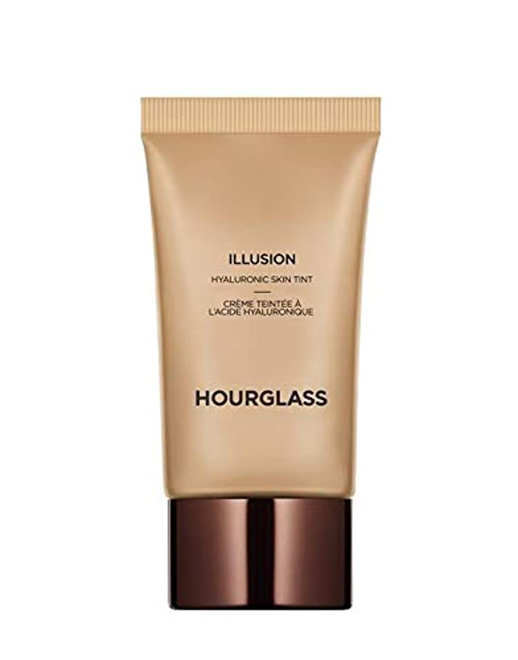 フライトドラッグ明るいHOURGLASS Illusion® Hyaluronic Skin Tint 1 oz/ 30 mL (Warm Ivory)