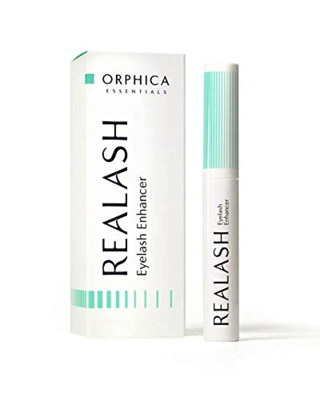 未亡人追跡大きいRealash eyelash enhancer 3ml まつげエンハンサー3m