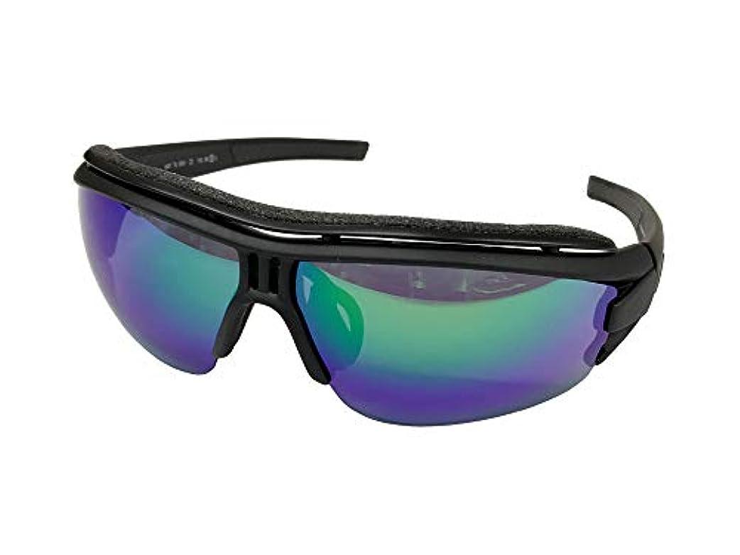 高原テレビ局薬局adidas(アディダス) サングラス evil eye halfrim pro UV100%カット ad07 75 9101 S マットブラック S
