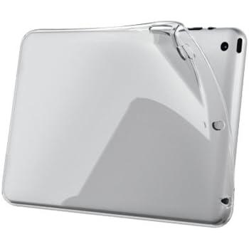 iBUFFALO iPad mini 【しなやかで衝撃に強い。】 ソフトケース クリア  BSIPD712TCR