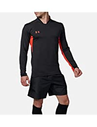 [アンダーアーマー] フットボールチャレンジャーコールドギアミッドレイヤー2018(サッカー/Tシャツ/Men)[1319684] メンズ 1319684
