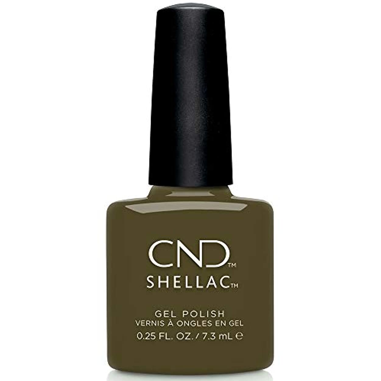 電報曲マークダウンCND Shellac - Treasured Moments Fall 2019 Collection - Cap & Gown - 0.25oz / 7.3ml
