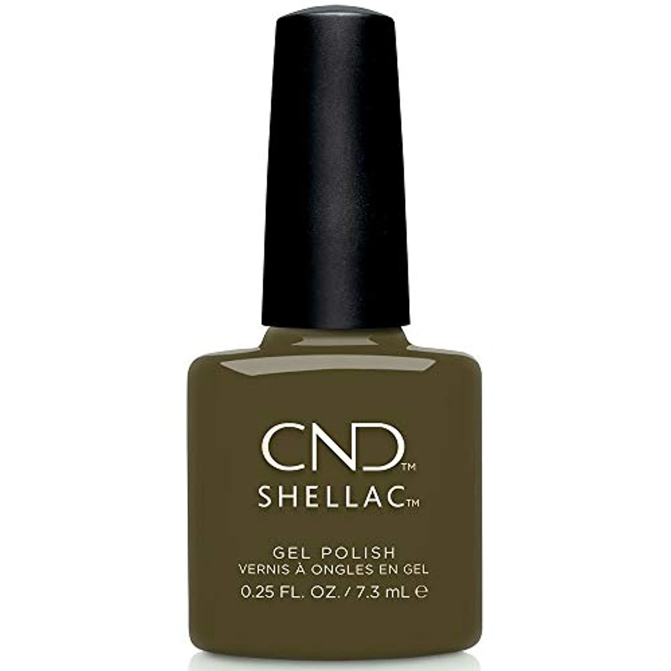 氏計り知れない航空便CND Shellac - Treasured Moments Fall 2019 Collection - Cap & Gown - 0.25oz / 7.3ml